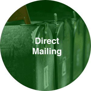 direct mailing option as part of precision payroll services inc tri-state